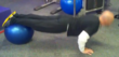 Stability Ball Pushup Video Revealed by Bodyweight Torch